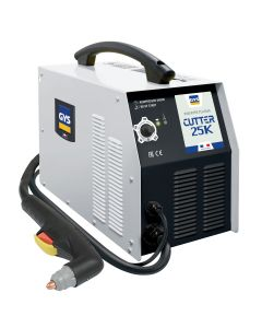 This is an image of a GYS Plasma Cutter 25K Single Phase Internal Air Compressor 030947
