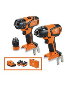Look at this Mag drill from Fein. This is also know as the Fein 18V Brushless Twin pack. All Rotabroach and Magdrill HSS Cutters and Mag Drill Bits fit this machine.