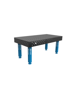 GPPH Welding table 1M x 1M with 28MM hole grid system
