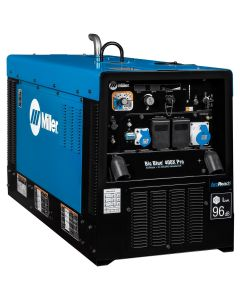 Miller Big Blue 400X Pro Kubota Diesel Generator + ArcReach