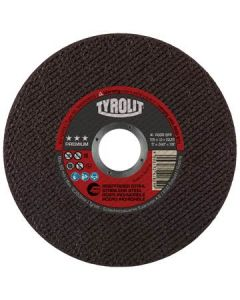 Tyrolit 3* 115MM x 1MM Cutting Disc - Bucket of 100 + With Free Hat & Travel Mug