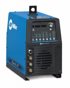 Miller Dynasty 400 AC/DC Pulse TIG Welder - 3 Phase