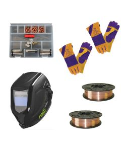 Expert MIG 'Ready to Weld' Package -  MB36 // 5KG