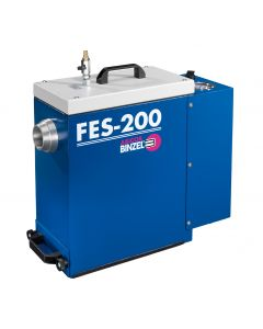 Binzel FES 200 & RAB 'GRIP' 501D Water Cooled On Torch Extraction System