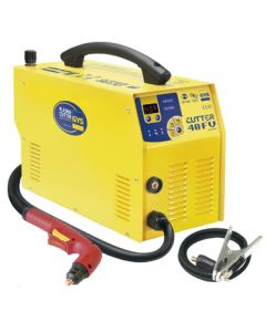 This is an image of a This is an image of a GYS Plasma Cutter 40FV 110/240 40A 031043
