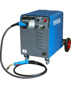 This is an image of a Tec Arc Prof MIG 161 MIG Welder