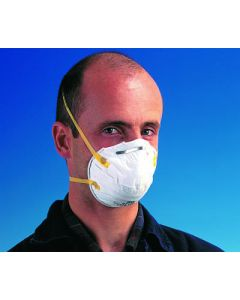 This is an image of a Dust Respirator (20 per box)