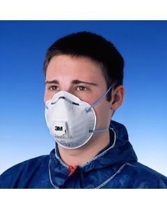 This is an image of a Premium Dust/Mist Respirator (10 per box)