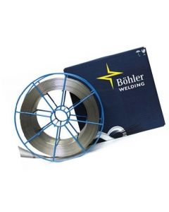 This is an image of a Bohler Ti 60 T-FD Flux Cored MIG Wire