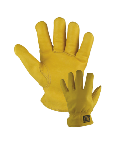 This is an image of a Panther Driver Gloves