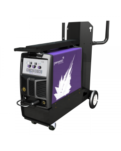 This is an image of a Parweld XTM182i Synergic MIG Welder