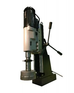 Here is a Mag Drill from JEI. This JEI Mag Drill is also known as the JEI MagBeast 5. All Rotabroach and Magdrill HSS Cutters and Mag Drill Bits fit this machine.
