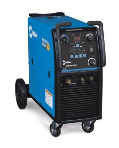 Miller Migmatic 380 DX MIG Welder with MB36 Torch and regulator