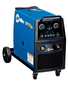 Miller Migmatic 220DX MIG Welder with MB25 Torch and regulator