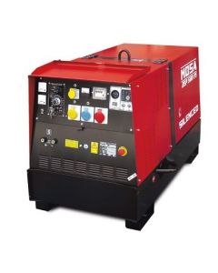 Mosa DSP 500 PS CC/CV Multi Process Water Cooled 500A Diesel Generator Welder