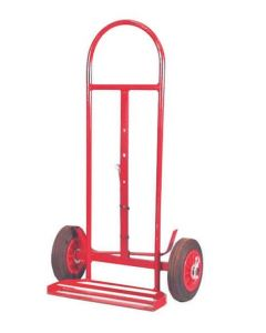 Large Portable Cylinder Trolley