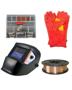 Standard MIG 'Ready to Weld' Package - MB36 // 5KG