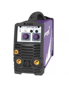 Parweld XTT 182DV TIG Welding Machine with torch, leads and gas regulator