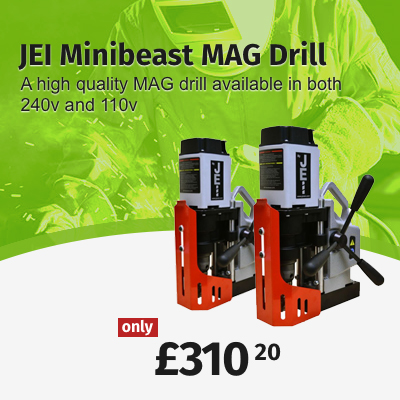 An image of the JEI Minibeast MAG Drill