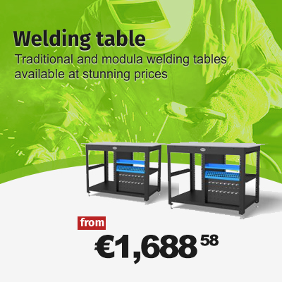 An imAge of a welding table